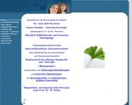 Website Oesterle Rolf Dr.med. Arzt für Innere Medizin-Gastroenterologie