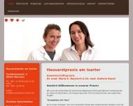Hausarztpraxis am Isartor, Dres. med. M. Beykirch K. Ronel - Willkommen