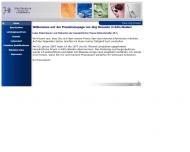 Website Henseler Jörg Facharzt für Allgemeinmedizin