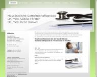 Website Förster Saskia Dr.med. , Runkel Rene Dr.med Facharzt für Innere Medizin