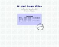 Bild Willms Gerhard Dr. Internist-Diabetologe