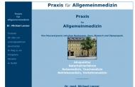 Bild Webseite Lonzer Michael , Wehring Claudia Dres.med. Allgemeinärzte München