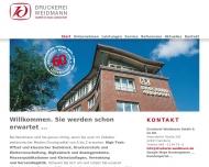 Bild Druckerei Weidmann GmbH & Co. KG