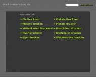 Bild Webseite Harry Gall Holding Flensburg