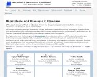 Bild Müller-Hagen Sigrun Dr.med. , Bertram Mathias Dr.med. Hämatologisch-onkologischer Schwerpunkt