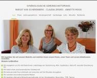 Bild Webseite Scherenberg von M. Zirwes C. u. Moog A. Frauenheilkunde und Geburtshilfe Köln