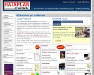 Bild HATAPLAN-Druck GmbH