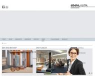Bild Abele-Optik GmbH Optikfachgeschäft