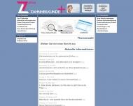 Bild Webseite FBZ Fortbildungszentrum Dr. Bacher Spelle