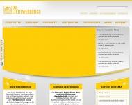 Bild Webseite  Ilmenau