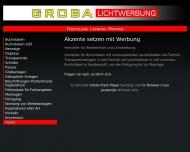 Bild Groba Elektro- und Werbeanlagen GmbH