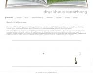 Bild a.l.p.-druck und S&W-Druckerei Druckhaus Marburg GmbH