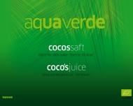 aqua verde - cocossaft - coconut juice