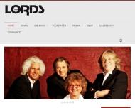 Website Lietz Klaus-Peter Dekorateur u. Musiker