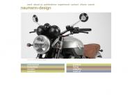 Bild Webseite Naumann design München