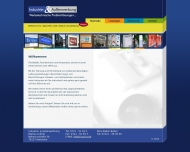 Website Industrie- u. Außenwerbung Luithle M.