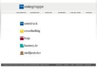 Bild Webseite Computer-Service Grosse Druck Göttingen