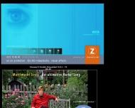 Bild Webseite Channel Z Düsseldorf