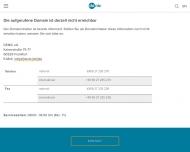 Bild Webseite Klartext Informations-Design Bremen
