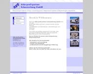 Bild Webseite dpp deko-profi-partner Schauwerbung München