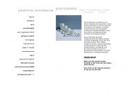 Bild Webseite Windaus Joanne Düsseldorf