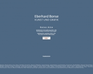 Website Bonse Eberhard Kunst und Grafik