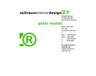 Bild Reuter, Peter Zeitraum Interior Design Innenarchitektur