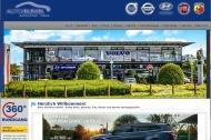 Bild Webseite Autohaus Heinrich Senden Kerpen