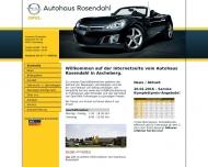 Bild Rosendahl Autohaus GmbH