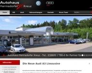 Bild Webseite  Bad Köstritz
