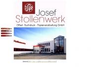 Bild Stollenwerk Josef Offset-Buch-druck-Papierverarbeitung GmbH