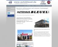 Bild Autohaus Bleuel GmbH