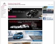 Bild Autohaus Sauter GmbH Vertragshändler