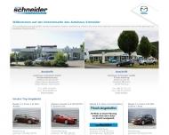 Bild Autohaus Schneider GmbH Inh. Helmut Schneider