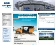 Bild Webseite  Alsdorf