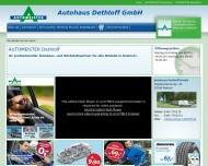 Autohaus Dethloff GmbH in Rostock - AUTOMEISTER