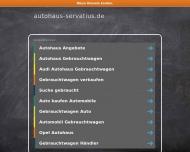 Bild Webseite  Lüdenscheid