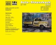 Bild Auto Stauzebach Abschlepp- und Pannendienst Autowaschcenter GmbH