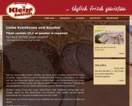 Bild Bäckerei & Konditorei Willi Klein Backstuben GmbH