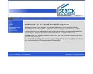 Bild Sebeck Bausanierung GmbH