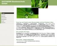 Bild Isotherm Bautenschutz GmbH