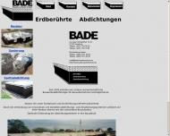 Bild Bade Gerhard Bautenschutz GmbH Bautenschutz