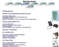 Website Fischbach Druck