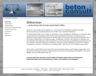 Bild Beton-Consult GmbH
