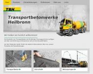 Bild TBH Transportbetonwerke Heilbronn GmbH & Co. KG. Transportbetonunternehmen