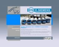 Bild E. Siemens Kieswerke und Transporte GmbH & Co. KG