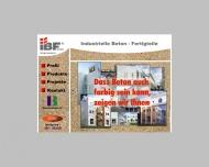Bild IBF Industrielle Beton-Fertigteile GmbH