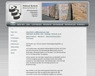 Bild Schick Helmut Betonwerksteine Natursteine