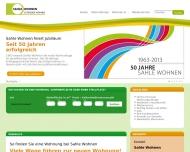 Bild Webseite  Detmold