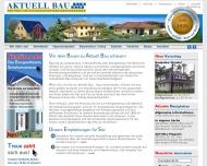 Website Aktuell Bau